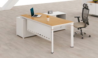 Chinese Office Furniture Hardware with Drawers (HC-89)