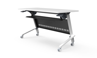 Flexible Movable School Folding Desk Conference Table (HC-03A)