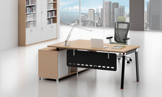 New Style Modern Office Furniture Executive Desk (HC-84)